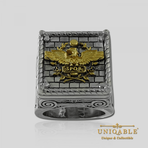 Uniqable Rings - Freemason-Masonic Rings Jewelry, Knight Templar
