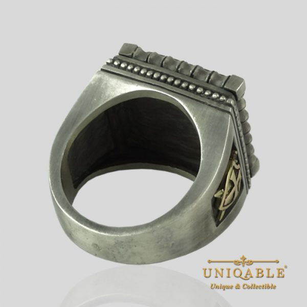 knights-templar-sterling-silver-gold-masonic-rings-freemason-cross-ring-8