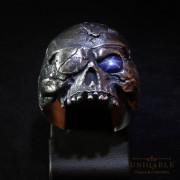 pirate-sterling-silver-biker-skull-ring-hand-made-harley-davidson-masonic-gem-1