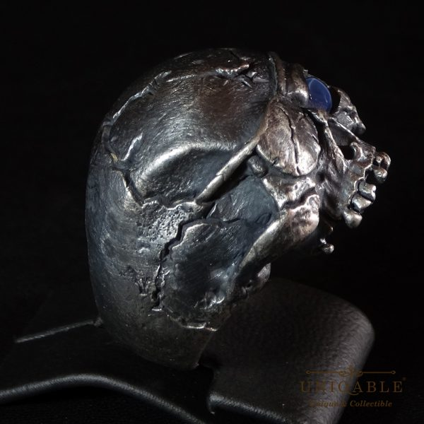 pirate-sterling-silver-biker-skull-ring-hand-made-harley-davidson-masonic-gem-10