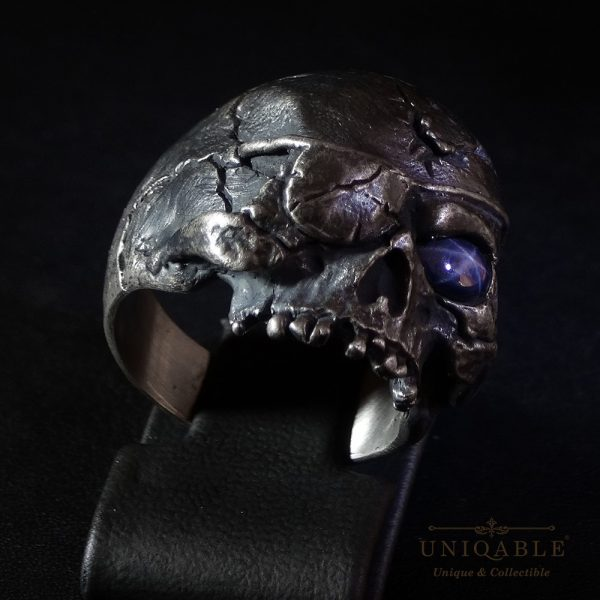 pirate-sterling-silver-biker-skull-ring-hand-made-harley-davidson-masonic-gem-3