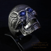 skull-sterling-silver-biker-sapphire-ring-custom-harley-davidson-masonic-rock-heavy-metal-1
