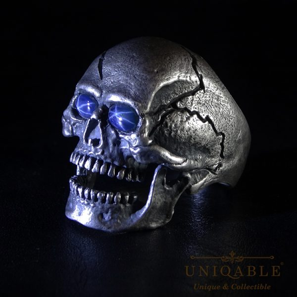 skull-sterling-silver-biker-sapphire-ring-custom-harley-davidson-masonic-rock-heavy-metal-11
