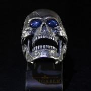 skull-sterling-silver-biker-sapphire-ring-custom-harley-davidson-masonic-rock-heavy-metal-4