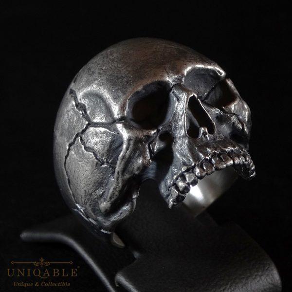 sterling-silver-biker-skull-ring-custom-made-harley-davidson-freemason-1