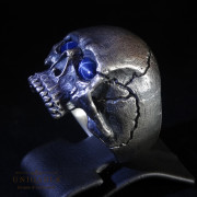 sterling-silver-biker-skull-ring-custom-made-harley-davidson-freemason-gems-5