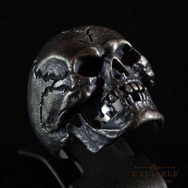 sterling-silver-biker-skull-ring-hand-made-harley-davidson-masonic-1
