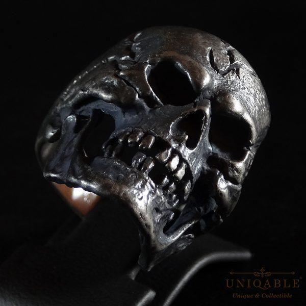 sterling-silver-biker-skull-ring-hand-made-harley-davidson-masonic-3