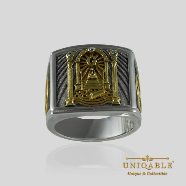 sterling-silver-gold-arch-mason-masonic-freemason-freemasonry-mens-ring-2