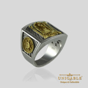 sterling-silver-gold-arch-mason-masonic-freemason-freemasonry-mens-ring-5