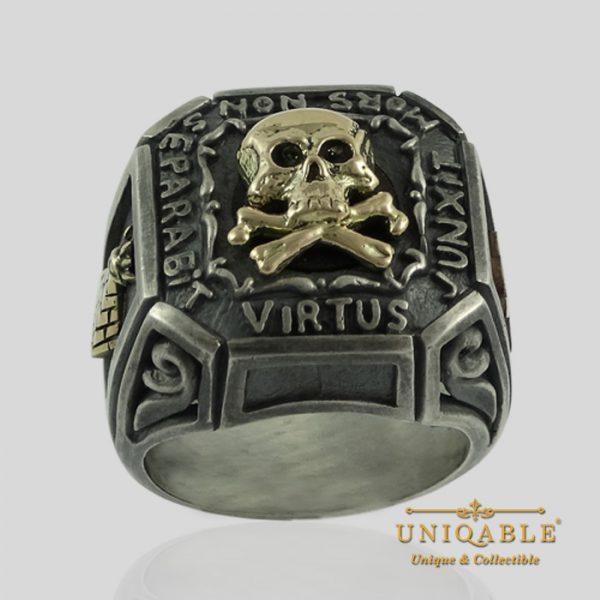 sterling-silver-gold-skull-mason-masonic-freemason-freemasonry-ring-2