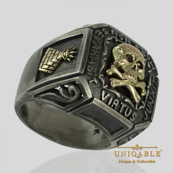 sterling-silver-gold-skull-mason-masonic-freemason-freemasonry-ring-4